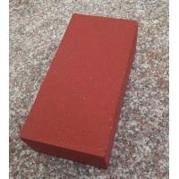 红色陶土烧结砖 园林景观砖 广场砖 透水砖