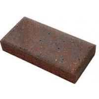 窑变砖咖啡色烧结砖深褐色铺路砖铁锈色烧结砖