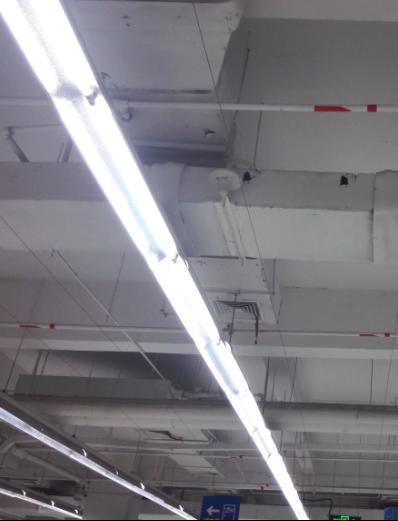 T8 T5铝合金线槽灯超市灯