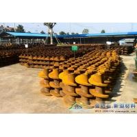 金阳石化工配件煤棒机耐磨叶轮不脱落、耐冲击、更耐磨