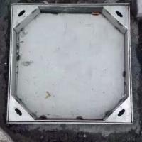 天津不锈钢隐形装饰井盖价格 井盖现货批发