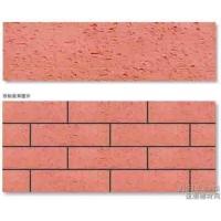 外墙砖工程首选 劈开砖 240*60 红色 5万平方起批