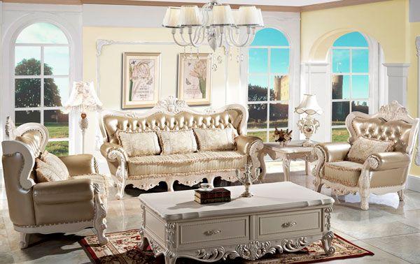 玫妃法式沙发图片
