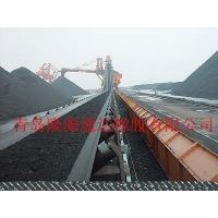 礦山專用防撕裂鋼絲繩芯輸送帶供應