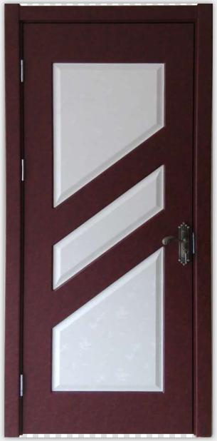 EVA皮革門