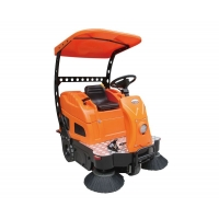 重庆奥科奇驾驶式扫地机,可代替10个清洁工人,免费试机