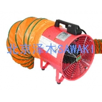 带螺旋导风管便携式风机手提式风机排风机送风机抽风机
