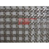 上海卓雅建筑装饰不锈钢扁丝装饰网