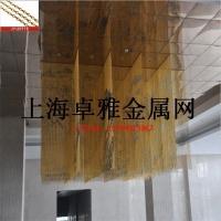 星级酒店吊顶用金属吊顶艺术丝网