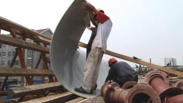 缘丰木塑建筑模板在路桥曲面砼施工中的成功应用