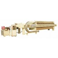 污水处理专用压滤机/选煤选矿专用压滤机/高效快速隔膜厢式压滤