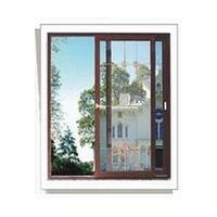 福建塑钢门窗-厦门六合兴门窗-彩色系列门窗