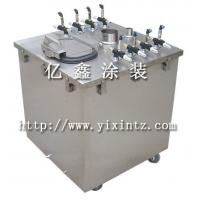 自动静电喷涂专用供粉桶