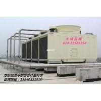 制冷设备冷却塔/注塑机专用冷却塔/逆流式玻璃钢冷却