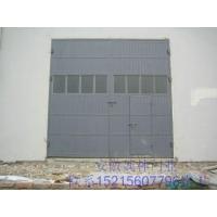 魏林品牌、钢木门厂家、化工厂钢木门、高铁站钢木大门