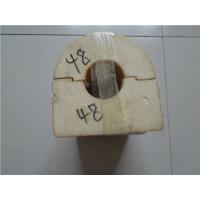 大城硬质聚氨酯保冷垫块管托 保冷管壳 保温发泡板