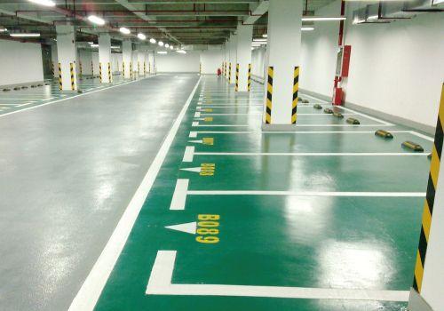 波涛环氧地坪涂料-溶剂型环氧耐磨地坪涂料