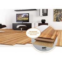NRT创新的软木地板部件
