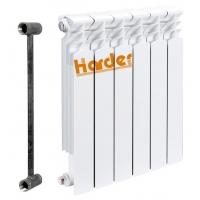 高压铸铝双金属散热器