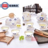 供应功夫茶具,套装茶具,骨瓷茶具