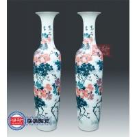 装饰品陶瓷大花瓶,家居装饰品花瓶,宾馆酒店装饰品大花瓶