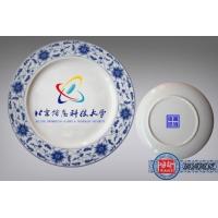 陶瓷盘规格,定做陶瓷纪念盘