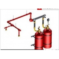 进口FM认证气体灭火系统