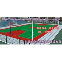 苏州幼儿园复合型弹性塑胶地坪