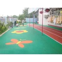 宁波拼成牌幼儿园塑胶地坪