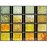 砂岩雕塑花板