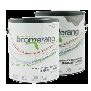 Boomerang 系列 ,铂润内外墙漆和底漆