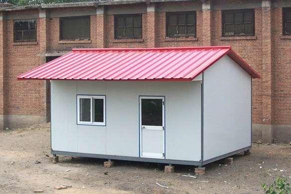 西安防火活动房
