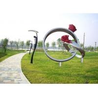 康大雕塑  不锈钢城市景观雕塑  支持定制(图)