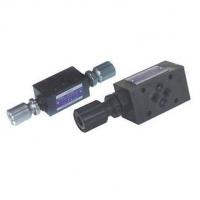 成都西池液压机械供应MTP.MTT.02.03叠加式节流阀