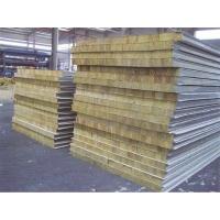 四川外墙岩棉板生产厂,保温材料价格实惠有工厂可定做