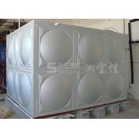 甘肃不锈钢水箱  庄浪县拼装式水箱