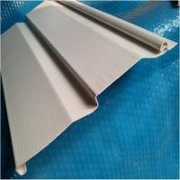 供应山东PVC外外墙挂板价格厂家直销钢结构板房挂板