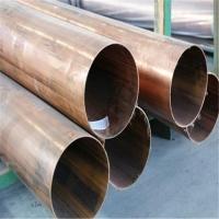 大口径薄壁紫铜管-H62厚壁黄铜管-黄铜六角管