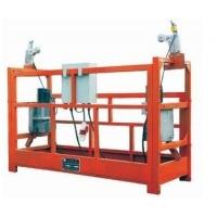 电动吊篮保护高空建筑作业的人员安全的装置