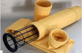 耐酸碱P84高温针刺毡除尘环保滤袋工业专用