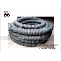 碳素螺纹管 黑色地埋路灯电缆护线管