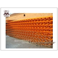 110*4CPVC电力管 高压电力管