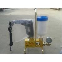 信基XJ1099 高压电动堵漏机 灌注机 灌浆机 注浆机