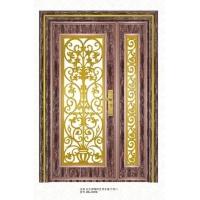 高档有色不锈钢无缝门、面包门、拼接无缝门、接缝门等