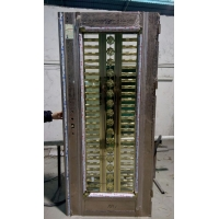 佛山高端豪华有色不锈钢单门/不锈钢对开门