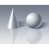 上海石膏几何体