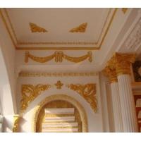 上海银松石膏罗马柱