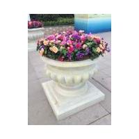上海石膏花盆