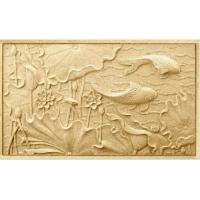 银松石膏浮雕系列二