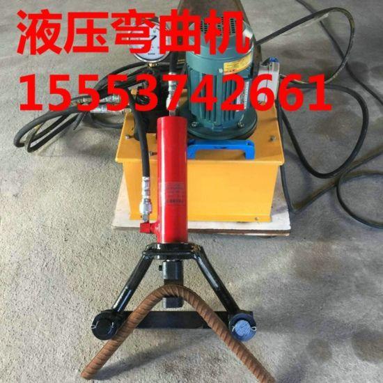 山东铁汉TD40手提钢筋弯曲机钢筋弯曲专用